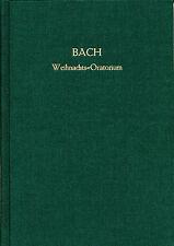 J. S. Bach - Weihnachts-Oratorium Teil 1-6 (in Leinen gebundene Ausgabe)