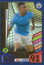 Manchester City UEFA Champions League Football Trading Cards Match Attax Game