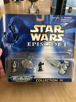 Star Wars Episode I Galoob Micro Machines Collection IV 1999 NIB