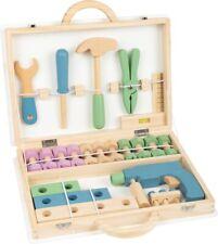 Werkzeugkoffer Nordic, Kinder-Werkzeuge aus Holz