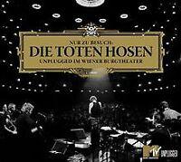 Nur zu Besuch: Unplugged im Wiener Burgtheater von Toten H... | CD | Zustand gut