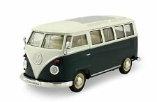 Welly 1963 Volkswagen T1 Classical Bus 1:24 scale diecast model car Green W111