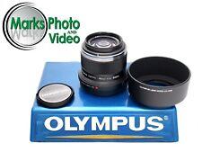 Olympus M. Zuiko Digital 45mm f/1.8 Lens #1590
