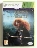 Disney Pixar Rebelle / Brave - Jeu XBOX 360 - Neuf sous blister - PAL FR