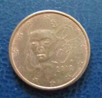 5 und 10 Cent Euro Münze Frankreich Prägejahr 2012 aus Umlauf Sammlerstücke!