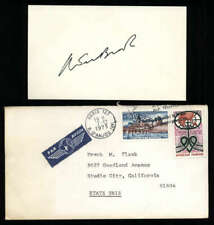 Mystery Autograph Opera Singer Signed 3 x 5 index Card