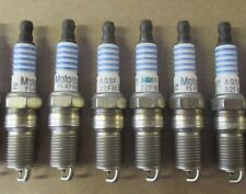 NEW FORD MOTORCRAFT PLATINUM SPARK PLUGS AGSF32FM *LOT OF 6*  FITS *SEE CHART*
