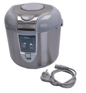 Gastroback Design Reiskocher Warmhaltefunktion Abschaltautomatik 3 Liter 700W
