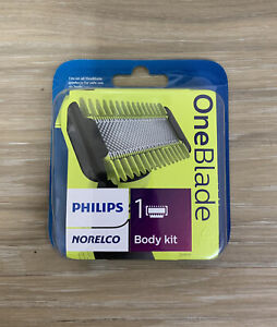 Philips Norelco OneBlade Body Kit, 3 pieces, QP610/80
