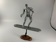 "Marvel Legends 6"" SILVER SURFER Action Figure  Used Toy Biz Free Shipping"