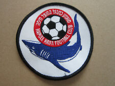 Hapoel Haifa Football Club Football Soccer Sport Cloth Patch Badge (L2K)