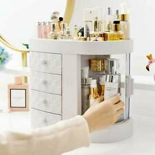 Jewelry Cosmetic Organizer 4 Drawer Drawer Makeup Case Storage Holder Box Lager
