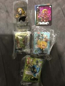 Lot 4 figurines Krosmaster exclusive rare