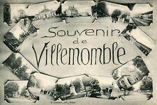Carte Souvenir de VILLEMOMBLE