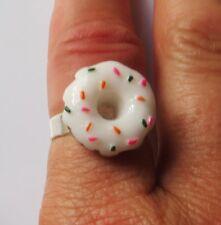* Helado Donut * Anillo Ajustable