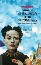 SIMONE DE BEAUVOIR'S THE SECOND SEX - NEW PAPERBACK BOOK