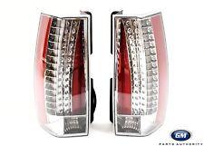 2007-2014 Cadillac Escalade / Escalade ESV Clear Lens Lamp Pkg 22884391 OEM GM