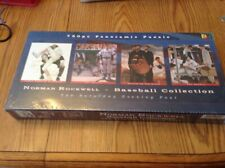 Panoramic Jigsaw Puzzle 750 PC Norman Rockwell Baseball Collection Buffalo Games