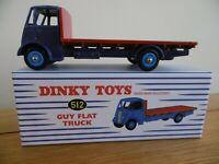 Atlas / Dinky Toys Guy Flat Truck No.512