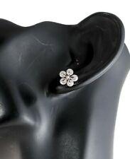Dancing Cubic Zirconia Stud Earrings  2E M1 /11 19