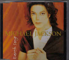 Michael Jackson- Earth Song cd maxi single