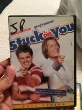 Stuck on You (DVD, 2004, Full Screen)