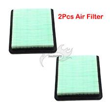 2x Air Filter Cleaner For Honda Lawn Mower Engine HRS216 HRX217 HRT216 HRZ216