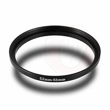 Zeikos 52mm to 58mm Step Up Ring - Brand New