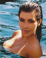 Kim Kardashian 8x10 Sexy Photo #9