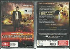 TRANSPORTER THE SERIES COMPLETE SEASON ONE CHRIS VANCE THRILLING NEW 4 DVD SET