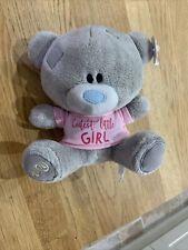 Tatty Teddy Baby Girl Soft Toy