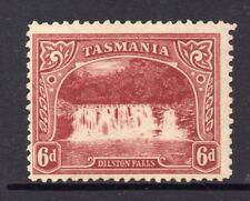 Tasmania: 6d Pictorial Sg 248a Perf 11 Wmk Ca Mh .