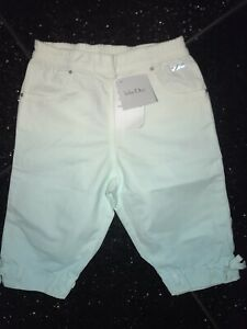 Dior Baby Boy Blue Trousers 6 Months
