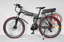 48V 750W 8Fun Mid-Drive Foldable Frame Electric Bicycle with 48V 20Ah Battery
