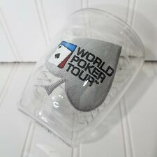 Tervis Cup 12oz World Poker Tour Beverage Tumbler