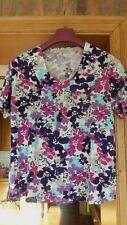 Magnifique t-shirt CANDA esprit mode en taille 50