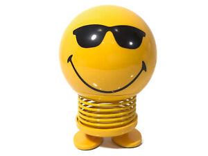 NEW HOPTIMIST by Ehrenreich Denmark Smiley, Yellow
