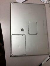 "2005 Apple PowerBook G4 15"" A1106 Untested"