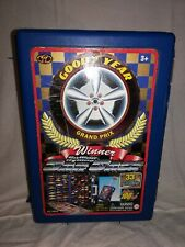 Good Year Grand Prix Winner Rolling Car Case Holds 100 Diecast Toy Cars