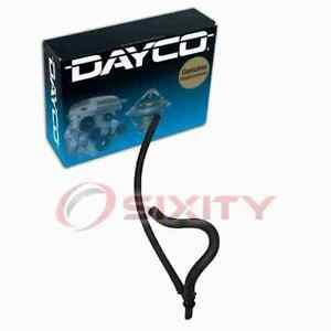 Dayco Heater Outlet HVAC Heater Hose for 2002-2013 Cadillac Escalade 5.3L xc