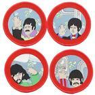Offiziell Lizenziert - The Beatles - Gelbes Cartoon Port Loch Flicken Set
