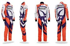 Exprit kart racing suit W/ free balaclava custom-made suit -All sizes