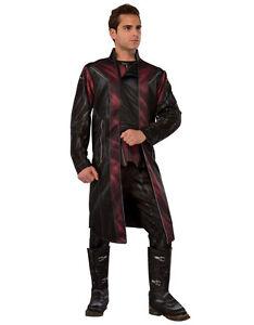 """Hawkeye Dlx Mens Costume, Standard, CHEST 44"""", WAIST 30 - 34"""", INSEAM 33"""""""
