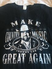 f61c1220 Johnny Lee Concert Tour New T Shirt 3XL Country Music Band Urban Cowboy
