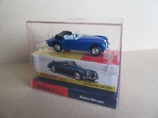 994K Dinky DY036/B Jaguar Xk 150 Blue 1:43 M/B Deluxe Die Cast