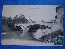 RIEUX  :  Le Pont d' Auriac sur l' Arize.....VO.1909.