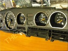 Pour Toyota Supra MK3 Jantes en Alliage 86-92 Gauge Trim entoure CHROME CADRAN ANNEAUX x 6 NEUF