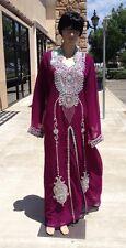DUBAI KAFTAN ABAYA KHALEEJI WEDDING DRESS.