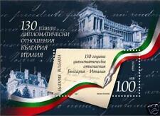 2009 BULGARIA RAPPORTI DIPLOMATICI CONGIUNTA FOGLIETTO