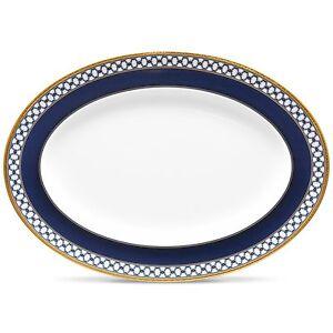 Noritake Blueshire China Oval Platter